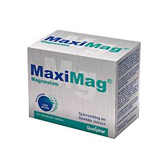 MaxiMag Magnesium (vroeger Biocure Magnesium) 60 Tabletten
