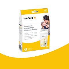Medela Sachets de Conservation pour Lait Maternel 180ml 25 Pièces