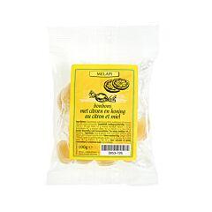 Melapi Bonbons au Citron & au Miel Sachet 100g