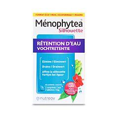 Ménophytea Rétention dEau Femme 45+ 60 Comprimés