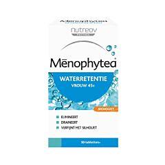 Ménophytea Rétention dEau Femme 45+ 30 Comprimés