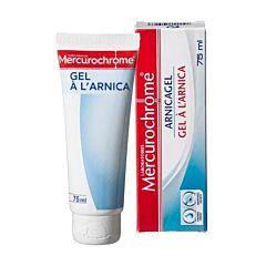 Mercurochrome Gel à lArnica Tube 75ml