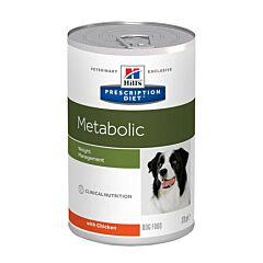 Hills Prescription Diet Canine - Metabolic - Poulet 370g