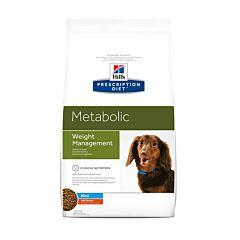 Hills Prescription Diet Metabolic Mini Hondenvoer 6kg