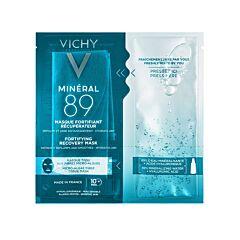 Vichy Minéral 89 Versterkend Herstellend Masker 29g