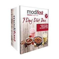Modifast Intensive 7 Day Diet Box 1 Stuk