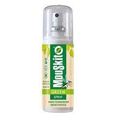 Mouskito Green Spray Insectenwerend Citrodiol 30% 100ml