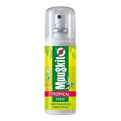 Mouskito Tropical Spray Insectenwerend DEET 50% 100ml