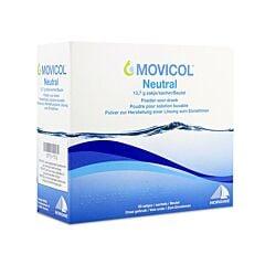 Movicol Neutrale Smaak 20x13,7g Poederzakjes