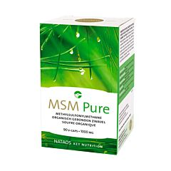 MSM Pure 90 V-Capsules
