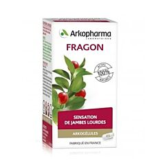 Arkopharma Arkogélules Fragon Bio Jambes Lourdes 45 Gélules NF