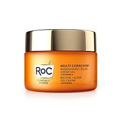 RoC Multi Correxion Revive + Glow Gel-Crème 50ml