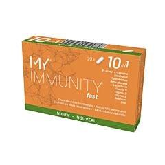 My Immunity Fast 20 Capsules