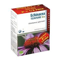 Fytostar Echinacea Teinture Bio Résistance Flacon PROMO Duo 2x100ml 2ème -50%