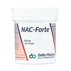 Deba Pharma NAC-Forte 60 V-Capsules