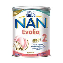 Nan Evolia 2 Lait de Suite en Poudre 6-12 Mois 800g