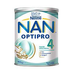 Nan Optipro 4 Lait de Croissance en Poudre +2 ans 800g