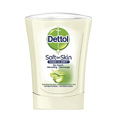 Dettol Soft on Skin No Touch Aloë Vera Recharge 250ml