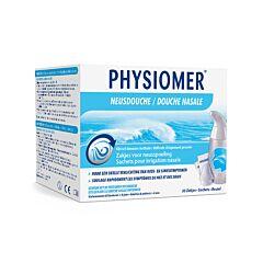 Physiomer Sinusite Irrigation Nasale 30 Sachets de Sel de Mer