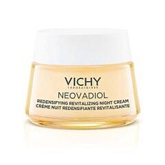 Vichy Neovadiol Menopauze Verstevigende & Revitaliserende Nachtcrème - Hypoallergeen 50ml