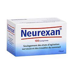 Heel Neurexan Agitation Nerveuse & Troubles du Sommeil 100 Comprimés