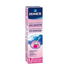 Humer Hygiène du Nez Nourrissons/Enfants Spray Nasal Isotonique 150ml