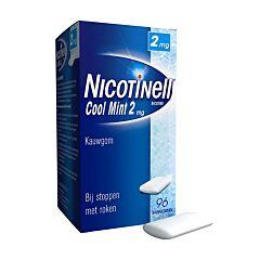 Nicotinell Cool Mint 2mg 96 Kauwgoms