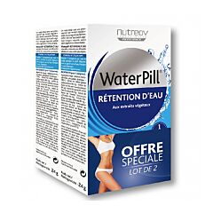 Nutreov Physcience Water Pill Vochtretentie 2x30 Tabletten