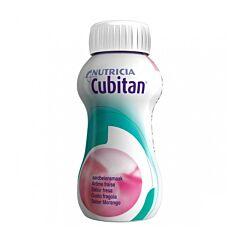 Nutrisan Cubitan Fraise Bouteille 4x200ml