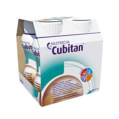 Nutrisan Cubitan Chocolat Bouteille 4x200ml