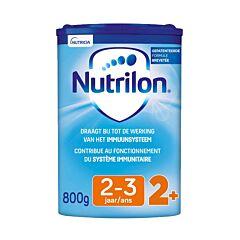 Nutrilon 2+ Lait de Croissance 2-3 ans Poudre 800g NF