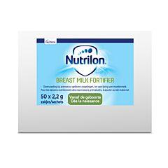 Nutrilon Breast Milk Fortifier - Volledige Zuigelingenvoeding 50 Poederzakjes