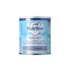 Nutrilon Pepti MCT Allergie Protéines Lait de Vache/Malabsorption 0m+ Poudre 450g