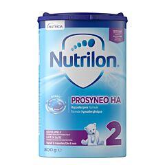 Nutrilon Prosyneo HA 2 Lait de Suite 6m+ Poudre 800g