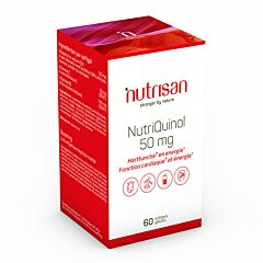 Nutrisan NutriQuinol 50mg 60 Gélules