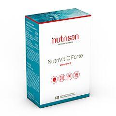 Nutrisan NutriVit C Forte 60 Gélules Végétariennes