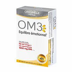 OM3 Equilibre Emotionnel 60 Gélules