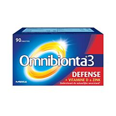 Omnibionta3 Defense 90 Tabletten