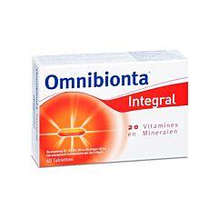 Omnibionta Integral NF 60 Tabletten