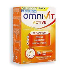 Omnivit Active 84 Comprimés
