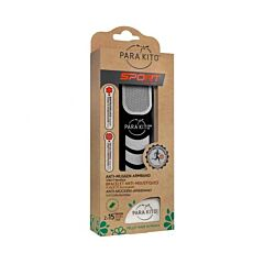 Parakito Sport Zwart Armband + 2 Vullingen