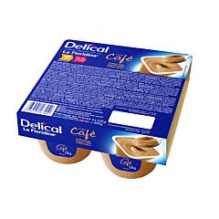 Delical Crème Dessert HP-HC La Floridine Café Pot 4x125g