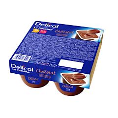 Delical Crème Dessert HP-HC La Floridine Chocolat Pot 4x125g