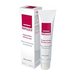 Papulex Crème Oil-Free Peaux à Imperfections Tube 40ml