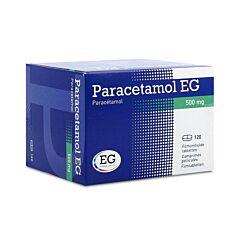 Paracetamol EG 500mg 120 Comprimés