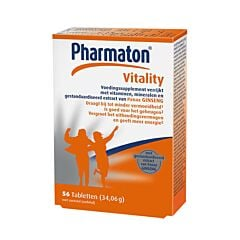 Pharmaton Vitality 56 Comprimés