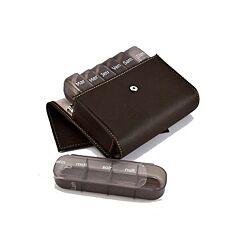 Gilbert Pilbox Maxi 7 Dagen Chocoladekleur 1 Stuk