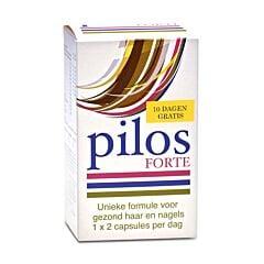 Pilos Forte Cheveux & Ongles Sains 2x30 Gélules PROMO 10 Jours GRATUITS
