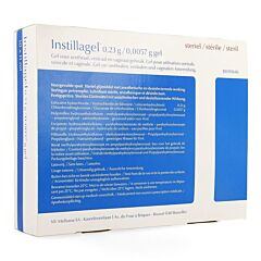 Instillagel 10x11ml