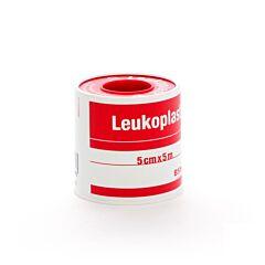 Leukoplast Fourreau Sparadrap 500cmx5m 1 0152400